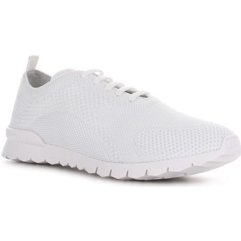 Chaussures Homme Baskets basses Kiton USSFITSN008090100O blanc