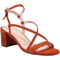 Chaussures Femme Sandales et Nu-pieds Freelance GRACE 5 MULTI STRAP SAND CORAIL