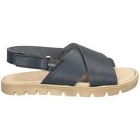 Chaussures Garçon Sandales et Nu-pieds Andanines 201386 Bleu
