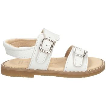 Chaussures Garçon Sandales et Nu-pieds Andanines 201264 blanc