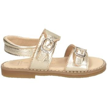 Chaussures Enfant Sandales et Nu-pieds Andanines 201264 Platine