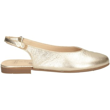 Chaussures Fille Sandales et Nu-pieds Andanines 201431 Platine