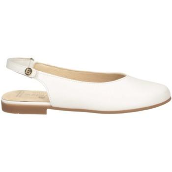Chaussures Fille Sandales et Nu-pieds Andanines 201431 blanc