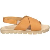 Chaussures Enfant Sandales et Nu-pieds Andanines 201386 caramel