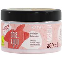 Beauté Soins & Après-shampooing Katai Nails Chia & Goji Pudding Masque  250 ml