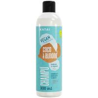 Beauté Shampooings Katai Nails Coconut & Almond Cream Champú  300 ml