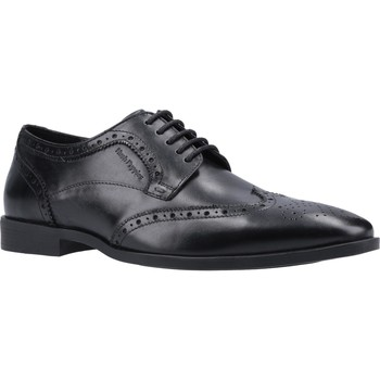 Chaussures Richelieu Hush puppies HPM2000-110-1-6 Brace Brogue Noir
