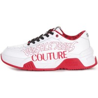 Chaussures Homme Baskets basses Versace Jeans Couture E0 YWASF3 71958 blanc