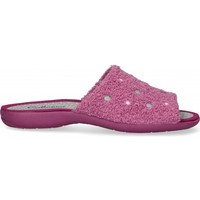 Chaussures Femme Chaussons Cabrera 54856 violet