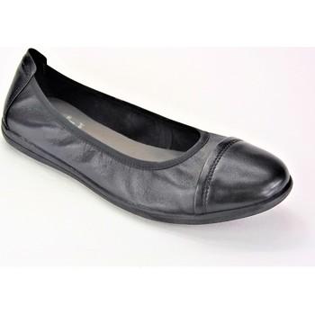 Chaussures Femme Ballerines / babies Jana JANA4245 noir