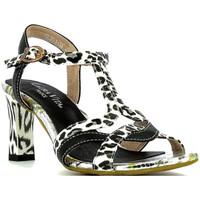 Chaussures Femme Escarpins Laura Vita Escarpin hucmiso Noir