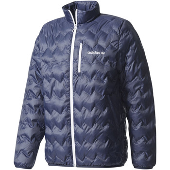 Vêtements Homme Vestes adidas Originals Originals Serrated Padded Bleu