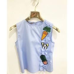 Vêtements Fille Chemises / Chemisiers Tiffosi K510 Chemises Enfant CÉLESTE CÉLESTE