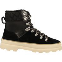 Chaussures Femme Boots Gant Stiefelette Noir