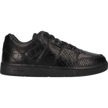 Chaussures Femme Baskets basses Lacoste Sneaker Noir