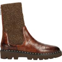 Chaussures Femme Boots Melvin & Hamilton Bottines Braun