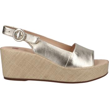 Chaussures Femme Sandales et Nu-pieds Högl Sandales Platin