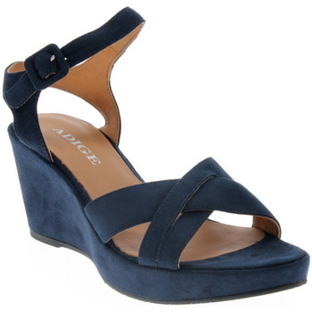 Chaussures Femme Sandales et Nu-pieds Adige FLORA NAVY