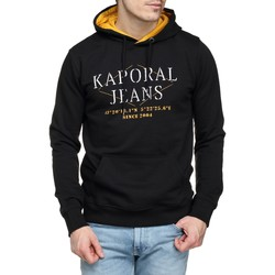 Vêtements Homme Sweats Kaporal Sweat à capuche Noir