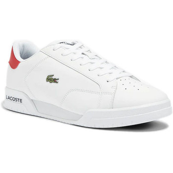 Chaussures Homme Baskets mode Lacoste Basket Blanc