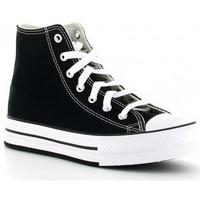 Chaussures Fille Baskets montantes Converse 671107C CTAS EVA LIFT Noir