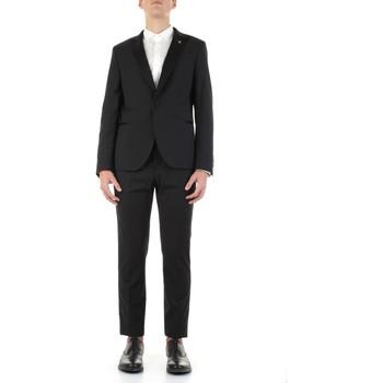 Vêtements Homme Costumes  Manuel Ritz 3030AR3129-210000 Noir