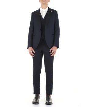 Vêtements Homme Costumes  Manuel Ritz 3030ARW3328-213030 Bleu