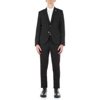 Vêtements Homme Costumes  Manuel Ritz 3032A3109-213044 Noir