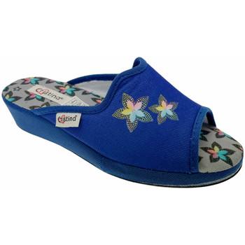 Chaussures Femme Mules Cristina CRI47avio blu