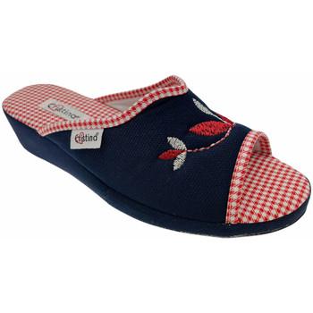Chaussures Femme Mules Cristina CRI51blu blu