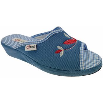 Chaussures Femme Mules Cristina CRI51avio blu