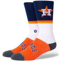 Accessoires Chaussettes de sports Stance Chaussettes MLB Houston Astros Multicolore