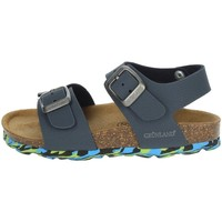 Chaussures Enfant Sandales et Nu-pieds Grunland SB1644-40 Bleu