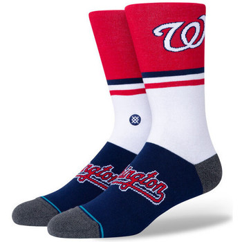 Accessoires Chaussettes de sport Stance Chaussettes MLB Washington Nat Multicolore