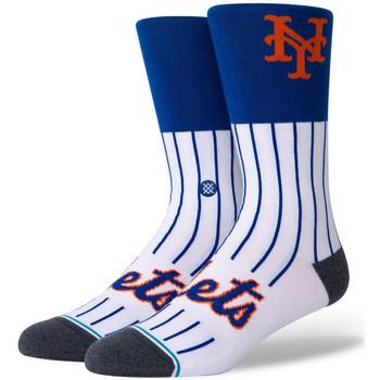Accessoires Chaussettes de sport Stance Chaussettes MLB New York Mets Multicolore