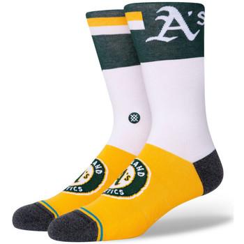 Accessoires Chaussettes de sport Stance Chaussettes MLB Oakland Athlet Multicolore
