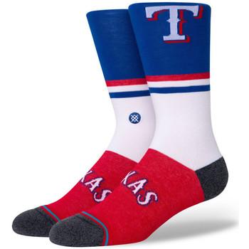 Accessoires Chaussettes de sport Stance Chaussettes MLB Texas Rangers Multicolore