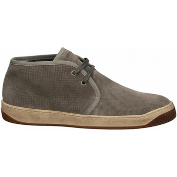 Chaussures Homme Boots Frau SUEDE blu