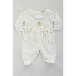 Vêtements Fille Ensembles de survêtement Lalalu 2941710 blanc