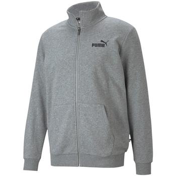 Vêtements Homme Vestes de survêtement Puma Ess Track Gris