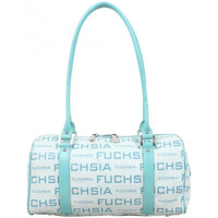 Sacs Femme Sacs porté épaule Fuchsia Sac bowling  motif imprimé bleu Multicolor