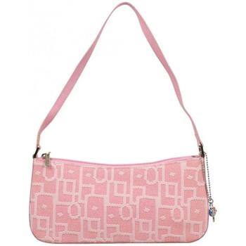 Sacs Femme Sacs porté épaule Arthur & Aston Petit sac épaule  Rose Multicolor