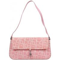 Sacs Femme Sacs porté épaule Arthur & Aston Petit sac à rabat  Rose Multicolor