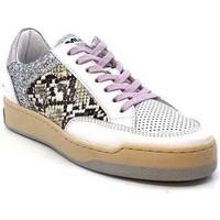 Chaussures Femme Baskets basses Meline Bz180 Blanc