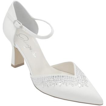 Chaussures Femme Escarpins Angela Calzature ASPANGC2101bc bianco
