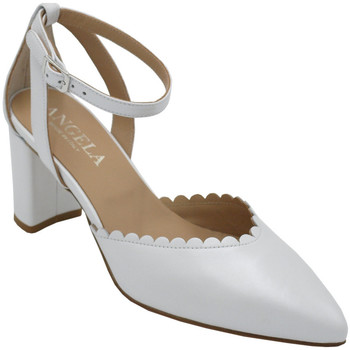 Chaussures Femme Escarpins Angela Calzature ASPANGC315ap bianco