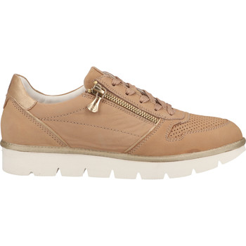 Chaussures Femme Baskets basses Bugatti Sneaker Sand/Gold