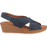 Chaussures Femme Sandales et Nu-pieds Paul Green Sandales Blau