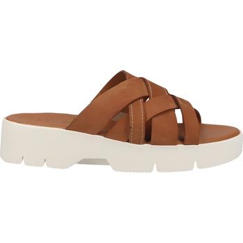 Chaussures Femme Sabots Paul Green Mules Mittelbraun