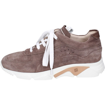 Chaussures Homme Baskets basses Moma BJ636 Gris